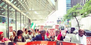 #BringBackOurGirls June 16, 2014 Rally