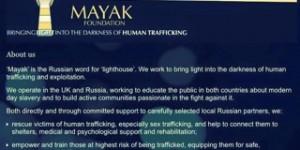 Mayak Foundation Partnership