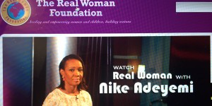 The Real Woman Foundation Partnership!