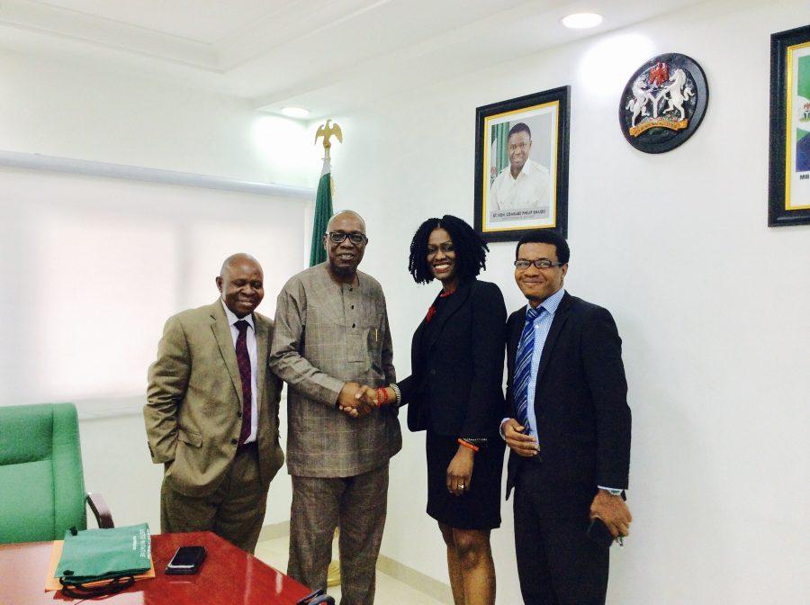 PJI with Chairman SPU and Deputy Chief of Staff