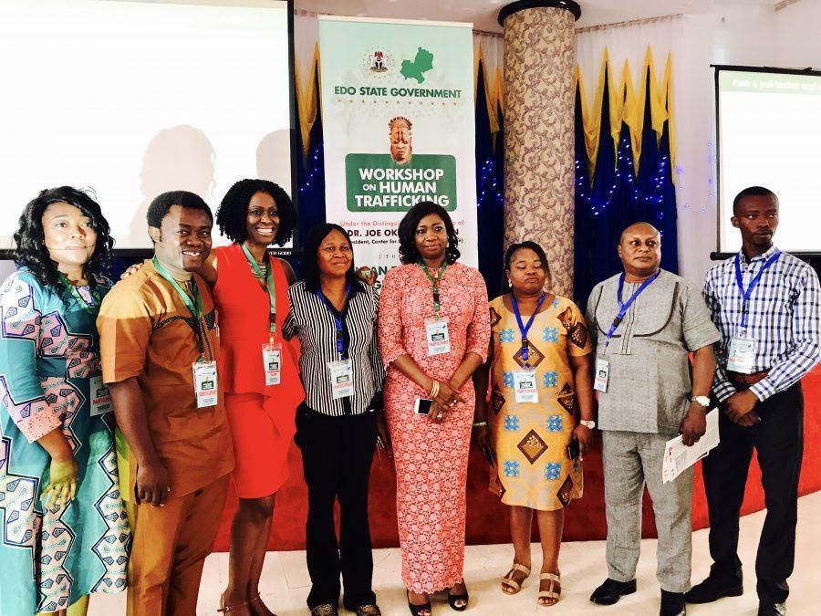 Some NGO representatives