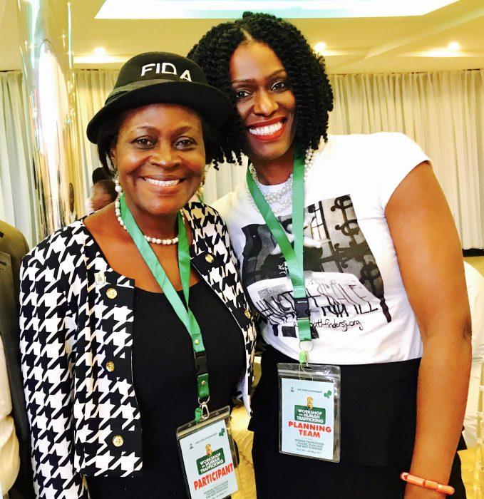 With FIDA Edo State