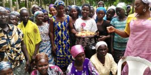 PJI Provides Vocational Skills Training for Widowed IDPs