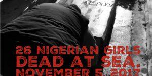 26 Nigerian Girls Found Dead on Migrant Boat