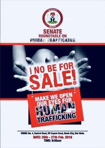 Nigeria: Human Trafficking Factsheet