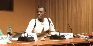 Pathfinders' R. Evon Idahosa Retained as Consultant to UN at Human Rights Council Session 2018