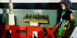 Pathfinders' R. Evon Idahosa Speaks at TEDxAideyanSt