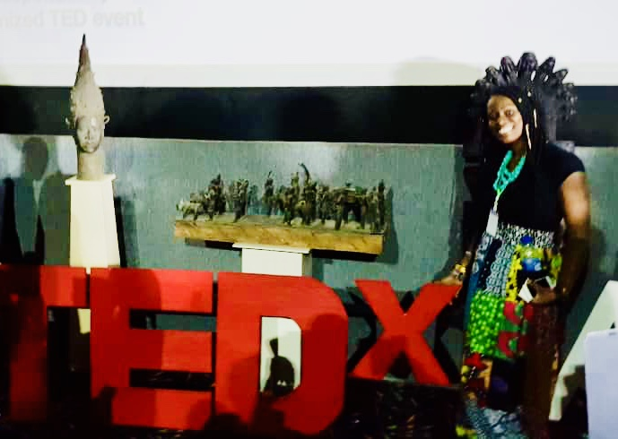 Pathfinders' R. Evon Idahosa Speaks at TEDxAideyanSt