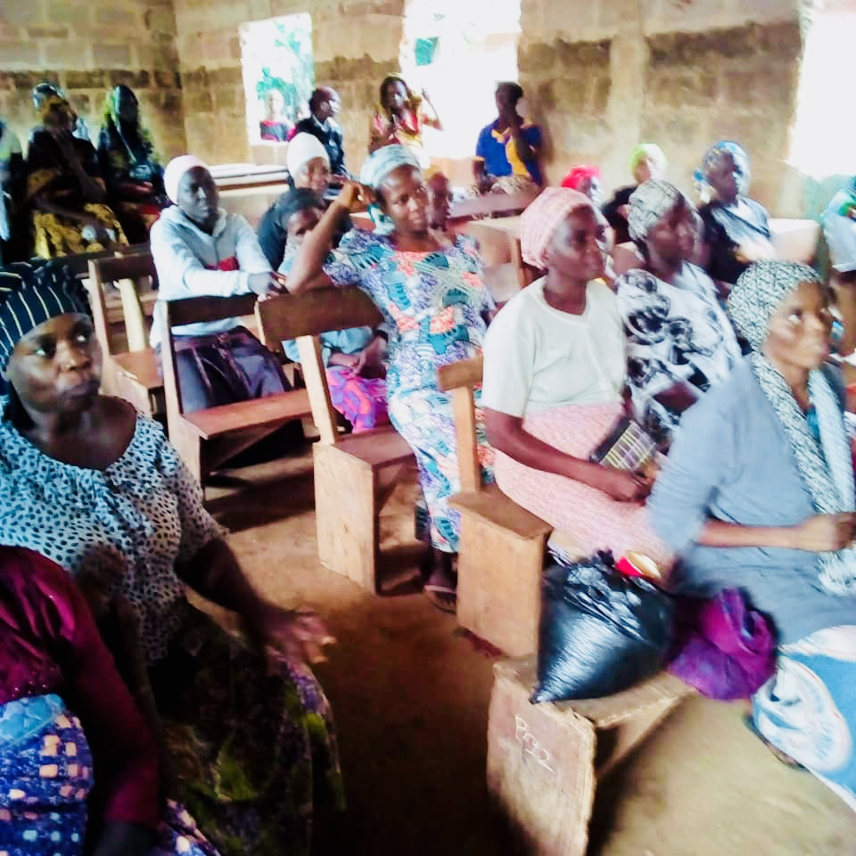 Pathfinders Trains 150 Women Survivors of the Boko Haram Insurgency