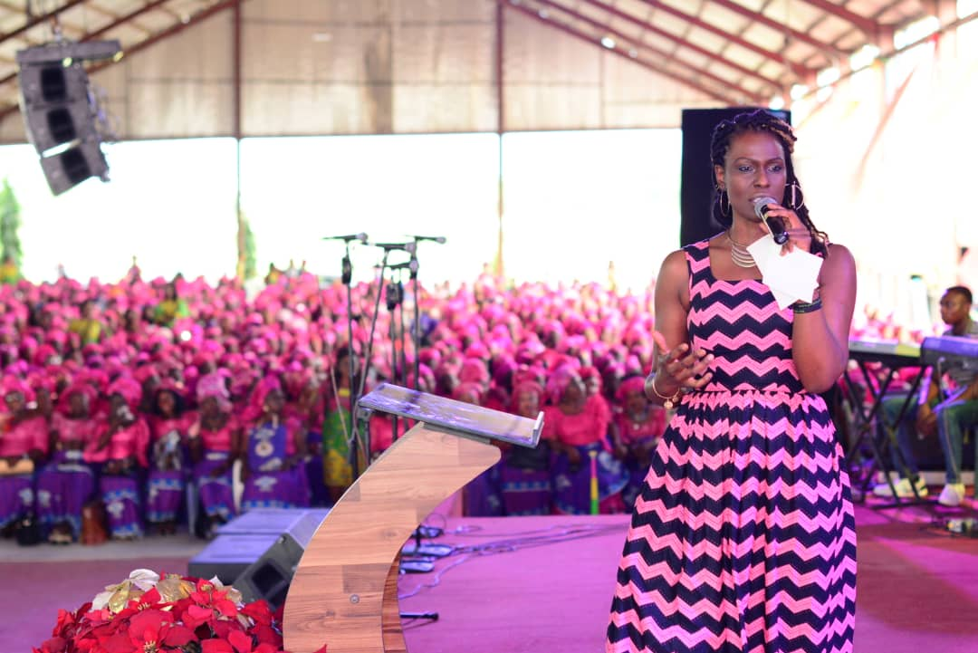 Pathfinders Sensitizes Over 25,000+ Women at CWFI Convention 2018