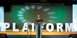 R. Evon Idahosa Speaks at The Platform Nigeria (2018)