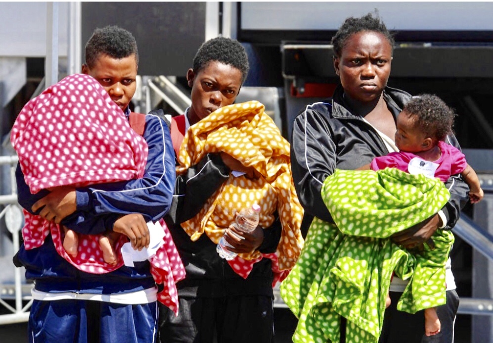 Nigerian Migrants Face 'Unimaginable Horrors' in Libya