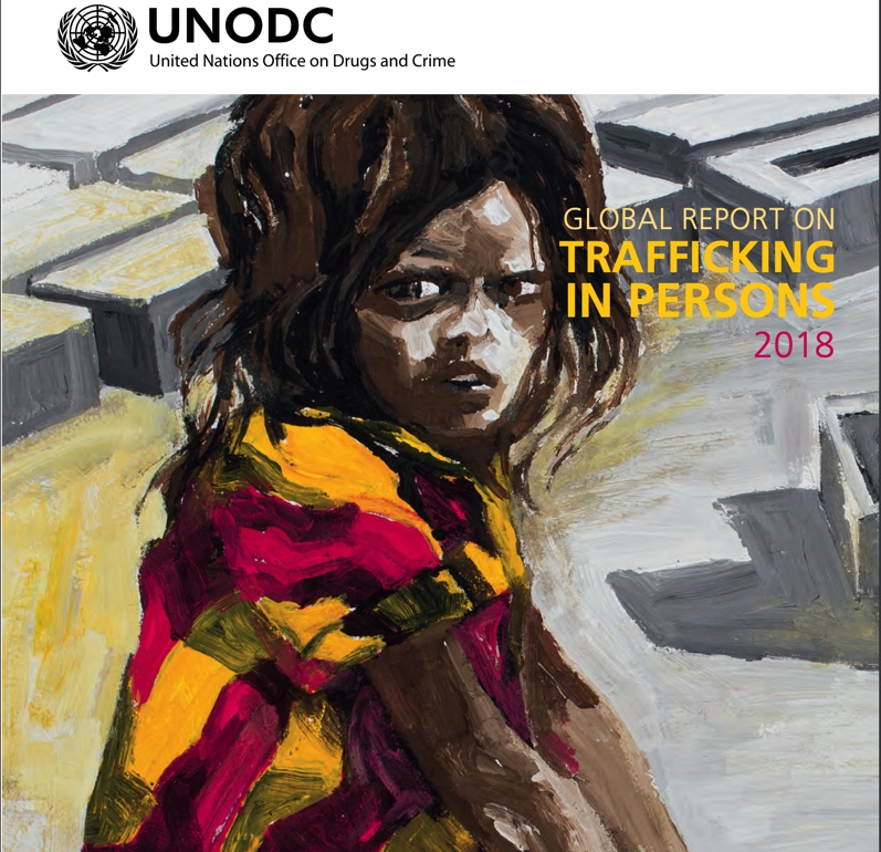 UN Releases New Report on Global Trafficking