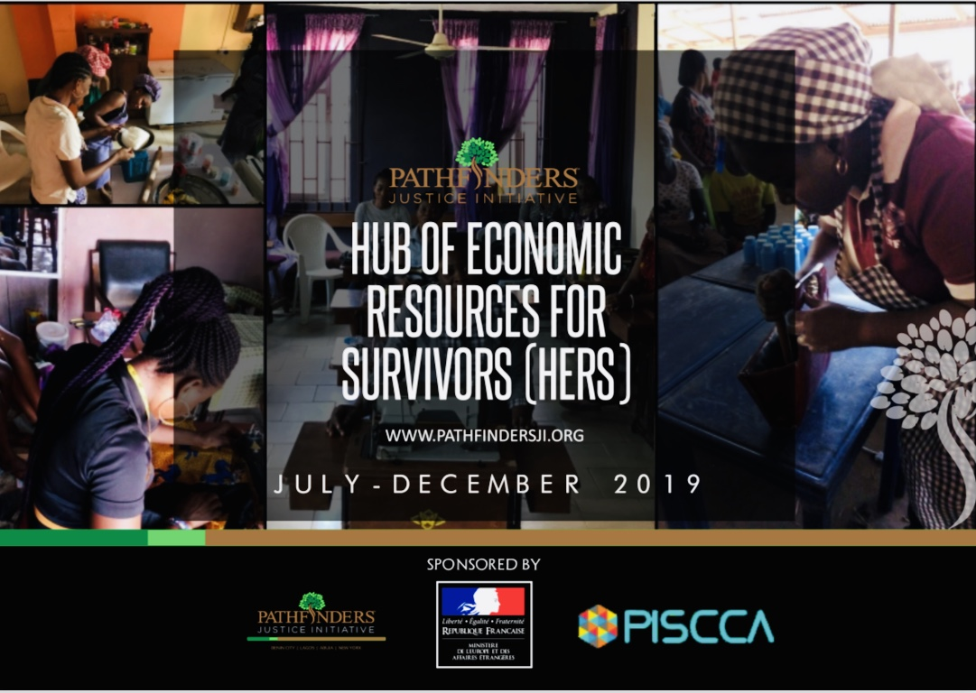 Pathfinders Launches HERS (Hub of Economic Resources for Survivor) Project