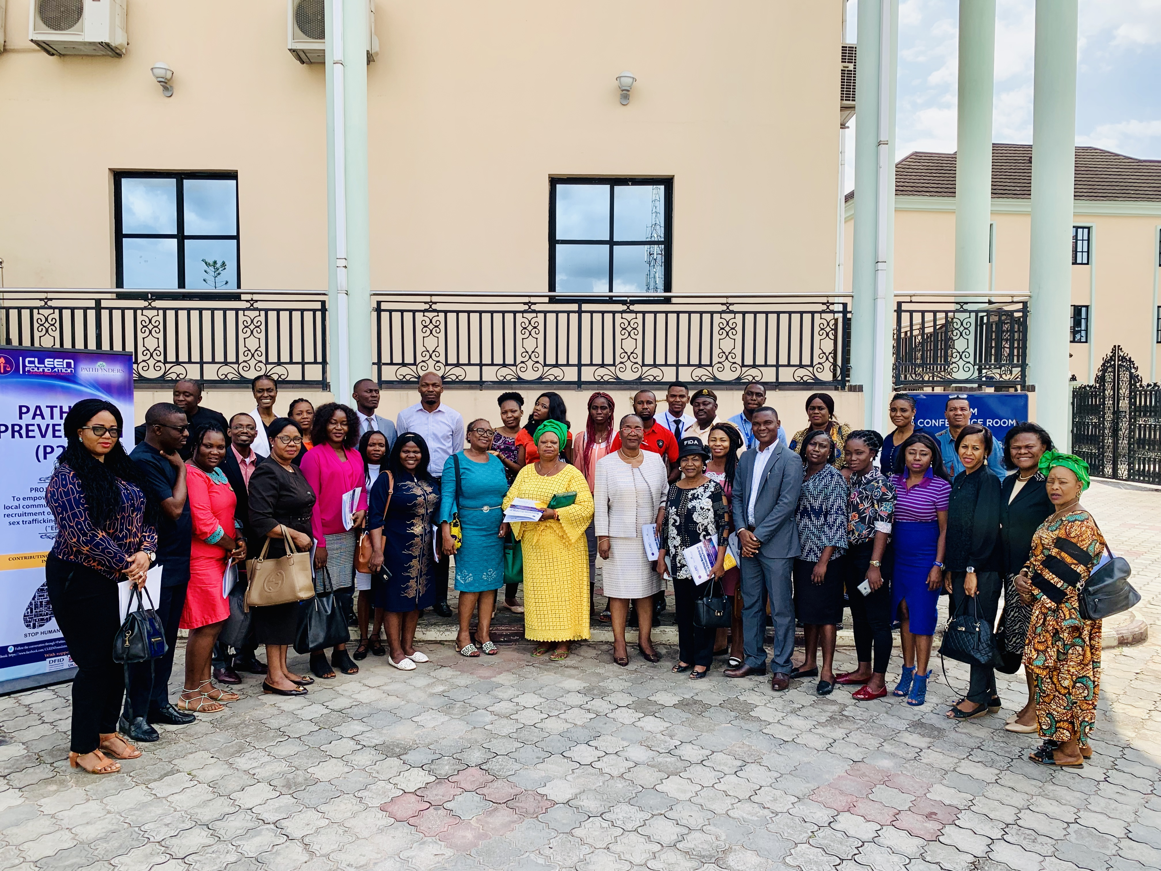 Pathfinders Commences DFID Funded 'Path to Prevention' Research on Recruiters of Sex Trafficking in Edo State