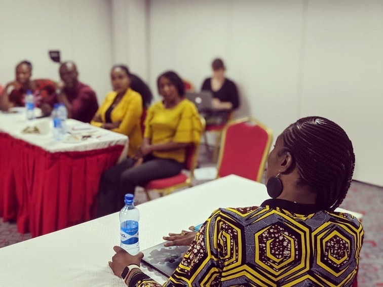 Pathfinders Joins Reuters to Train West African Journalists on Human Trafficking