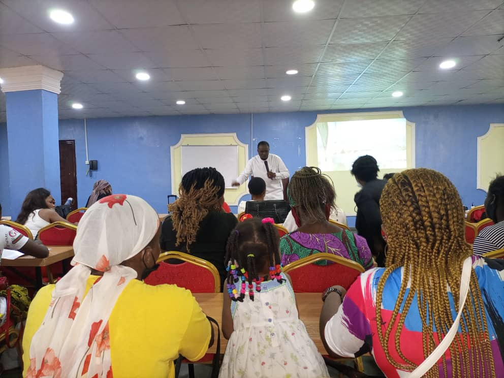Pathfinders Conducts Training for Survivors on Accounting, Marketing and Branding and Adult Education Classes