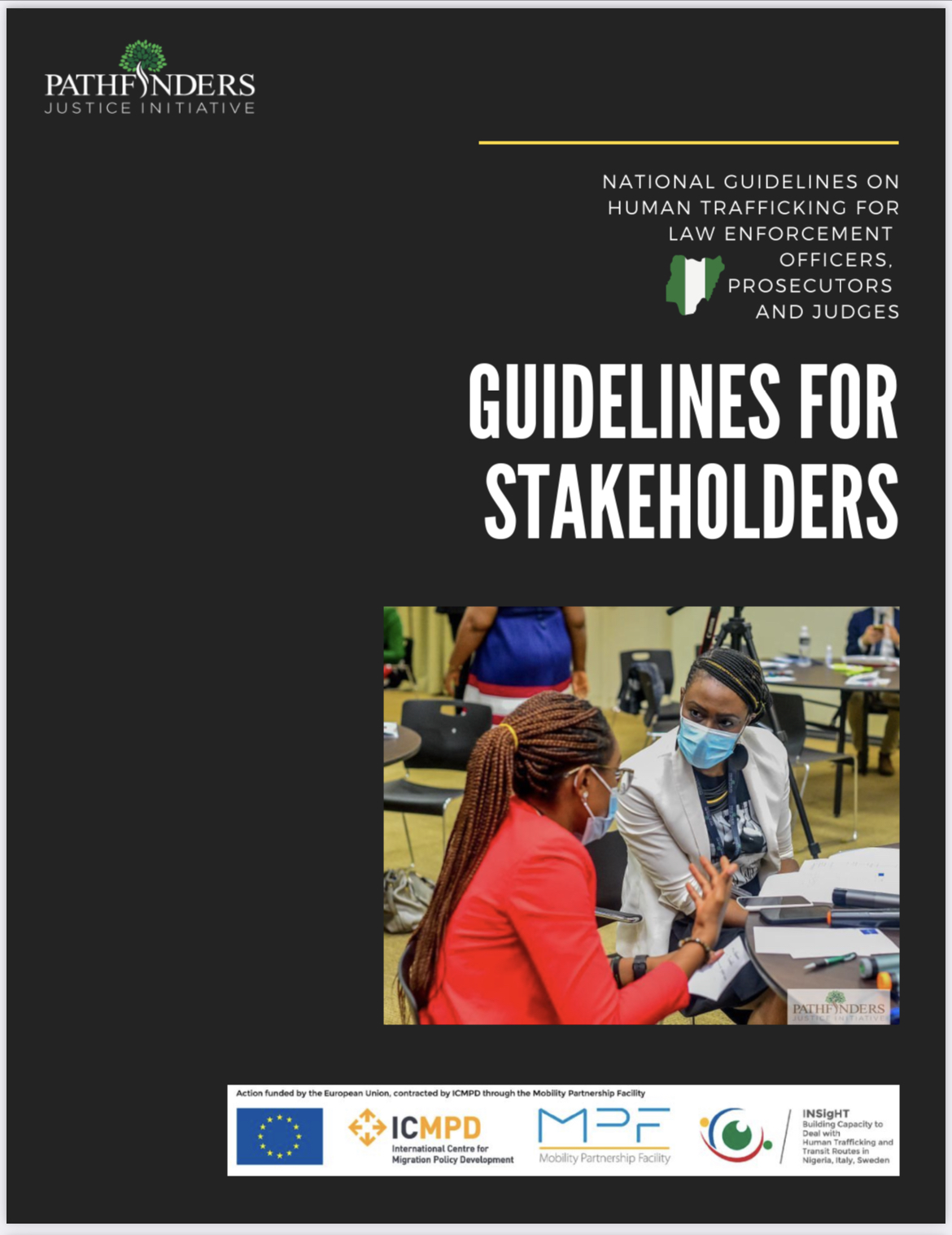 Pathfinders' National Guidelines for Rehabilitation and Law Enforcement Stakeholders