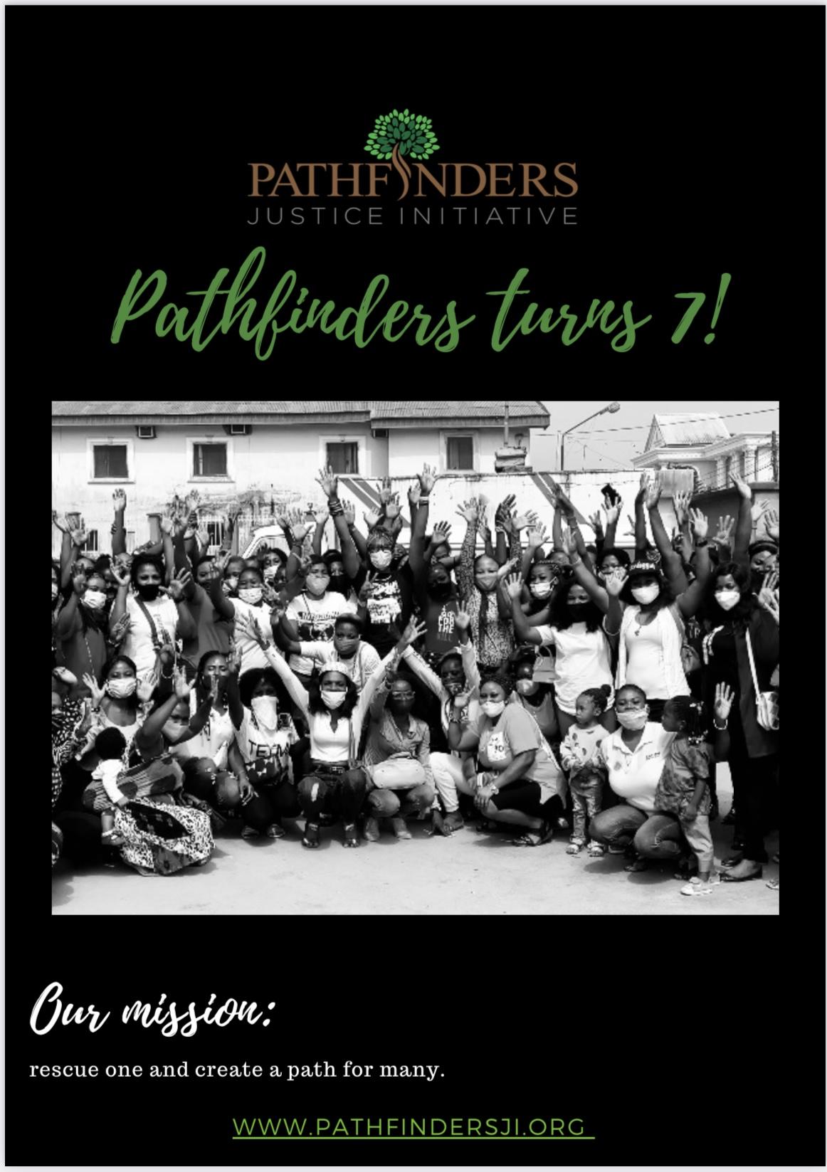 Pathfinders Turns 7!